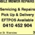 Gilly's Mobile Mower Repairs