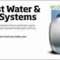 ecobud - World First Ozonation Filtration System