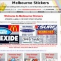Stickers Labels, Wall Decal Stickers, Bumper Stickers, Stickers Melbourne Australia