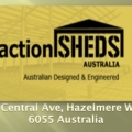 Action Sheds Leading Designer and Builder of Custom Sheds in Perth