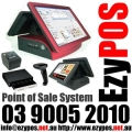 EzyPOS Touch Point of Sale And CCTV Systems