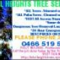 TOTAL HEIGHTS TREE SERVICE