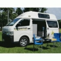 Campervan Hire And Rental Camperman Australia